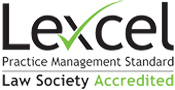 O'Rourke Reid awarded the Lexcel Accreditation